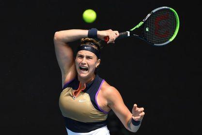Serena vence a la bielorrusa Sabalenka tras una tremenda lucha