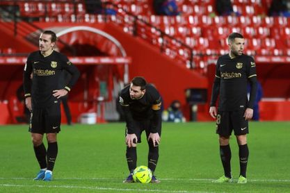 """Jordi Alba: """"Messi está comprometido al 100% con el Barcelona"""""""