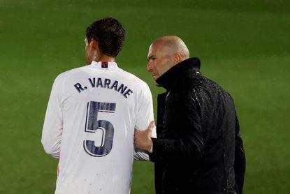 El Real Madrid sobrevive sin Ramos