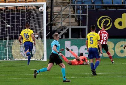 0-4. El Athletic aplasta al Cádiz como una apisonadora