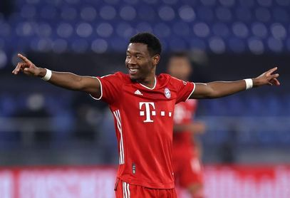 Alaba confirma su marcha del Bayern pero no revela su destino