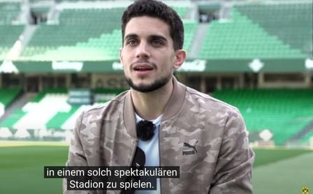 Bartra, que habla del Betis y su lesión, se posiciona en el Sevilla FC-Dortmund