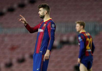 Piqué, titular en el Barcelona; Icardi será la referencia del PSG