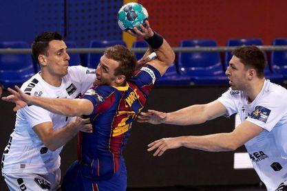 30-29. El Barça no puede batir a un solido Nantes hasta los minutos finales