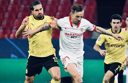 Rakitic lo tiene claro y avisa al Dortmund.