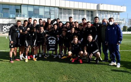 Rubén Castro se acuerda del Betis tras hacer historia en LaLiga