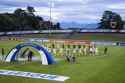 La UEFA cancela la Liga Campeones Juvenil 2020-21