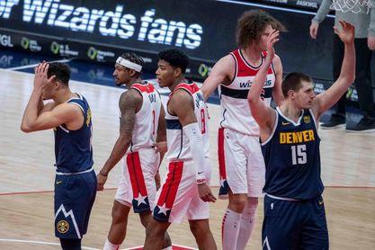 130-128. Beal sella tercera victoria seguida de Wizards; duelo Neto-Campazzo