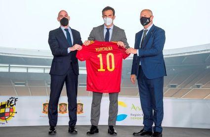 Andalucía, sede de 24 partidos de selecciones nacionales hasta 2024