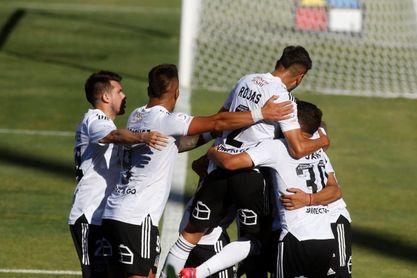 Colo-Colo salva su cupo en la Primera División con gol de un argentino de 19 años