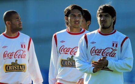 Optimismo en Perú para contar con Guerrero frente a Bolivia y Venezuela
