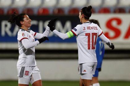 0-13. La Roja materializa el sueño de la Eurocopa
