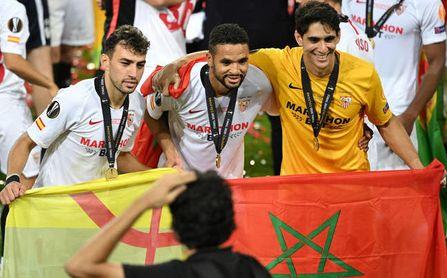 Bono, Munir y En-Nesyri hacen crecer como la espuma la popularidad del Sevilla FC en Marruecos