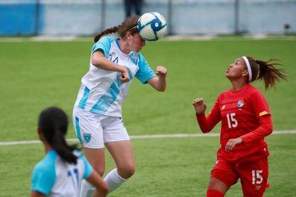 Las panameñas toman revancha y golean por 0-3 a Guatemala en segundo amistoso