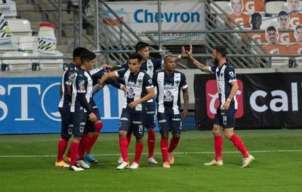 El Monterrey de Aguirre empata ante Necaxa y liga segundo partido sin ganar