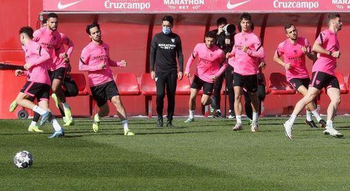 El Sevilla sólo perdió en dos de sus diez últimas visitas a Osasuna