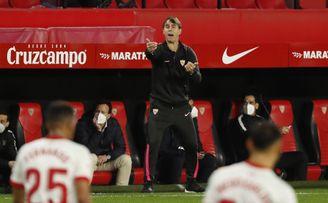 El Sevilla FC y el sueño de LaLiga: Lopetegui no es Sampaoli, aunque se le parezca