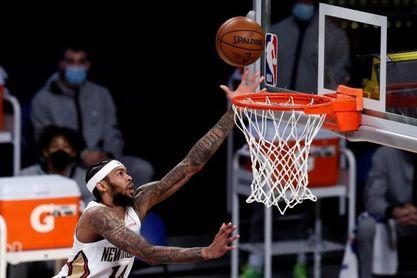120-116. Ingram sella la victoria de los Pelicans