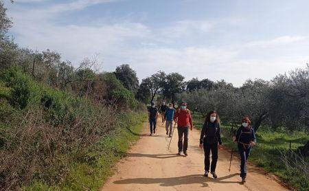 Las rutas en el medio natural del SADUS vuelven con éxito.