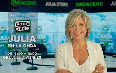 Julia Otero anuncia que tiene cáncer y deja la radio para tratarse