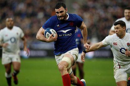 Oleada de positivos por covid en la selección francesa de rugby