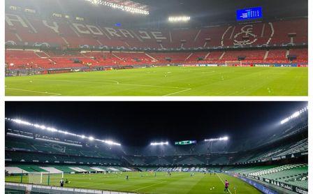 ¡LaLiga podría abrir sus estadios en mayo!: estos son los partidos de Sevilla FC y Betis