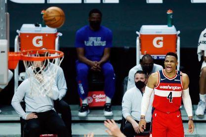 110-112. Beal y Wizards sorprenden a Nuggets y Campazzo falla un triple decisivo
