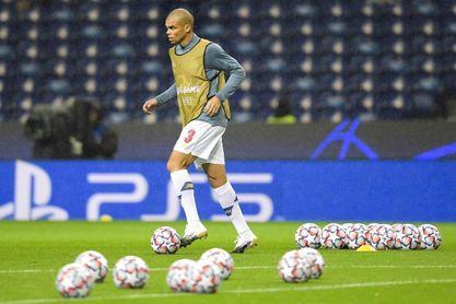 Pepe, 38 años y el sueño de ganar su cuarta Champions
