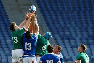 Gales sigue firme e Irlanda logra su primera victoria