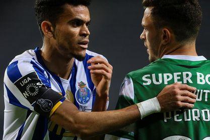 El empate entre Oporto y Sporting deja más líderes a los leones