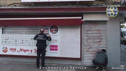 Desalojadas 120 personas en un bar de Sevilla sin mascarillas ni distancia de seguridad