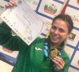 Marina Rueda preparará los Preolímpicos en Carmona