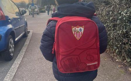 """La bonita foto de Juan Andreu: """"Hay un niño en Limoges al que ya se le ha pasado el disgusto"""""""