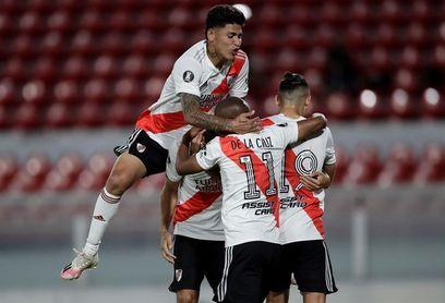 River goleó a Racing y se adjudicó la Supercopa Argentina