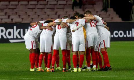La afición del Sevilla tiene claro el principal responsable de la eliminación en Copa