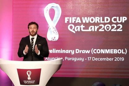 La Conmebol suspende la doble fecha en marzo de sus eliminatorias para Catar
