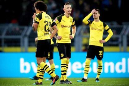 Sancho es un jugador fundamental para el Dortmund.