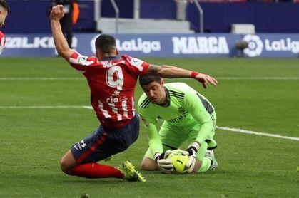 El Real Madrid se reenganchó a LaLiga casi en el epílogo.