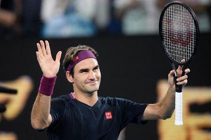 Sonríe el tenis, vuelve Federer
