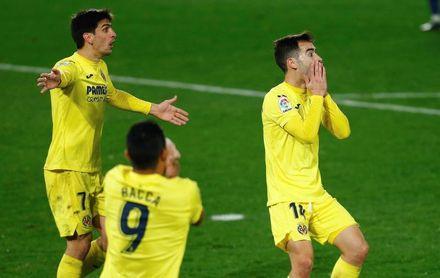 El Villarreal solo ganó la mitad de sus partidos en casa en un año sin gente