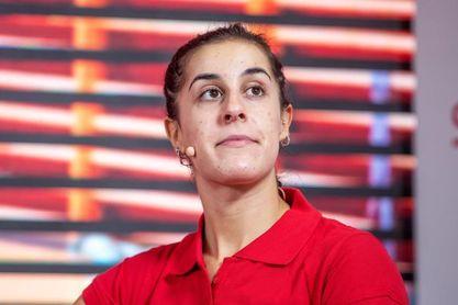 """Carolina Marín: """"No hay que tener miedo de apostar por las mujeres"""""""