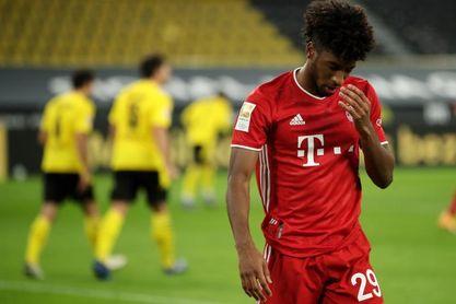 """Coman rechaza la primera oferta de renovación del Bayern, según """"Kicker"""""""