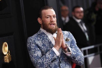 McGregor podría embolsarse 130 millones de euros por la venta de su whisky