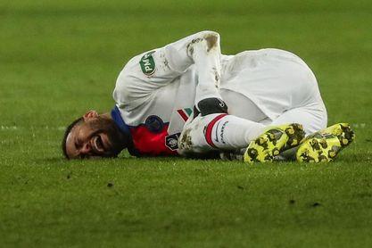 Neymar no entra en la convocatoria del PSG para medirse al Barça