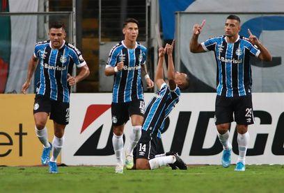 6-1. El Gremio golea al Ayacucho con triplete de Diego Souza