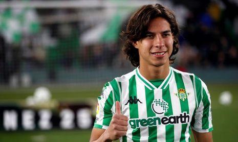 México anuncia equipo del Preolímpico de la Concacaf sin Diego Lainez.