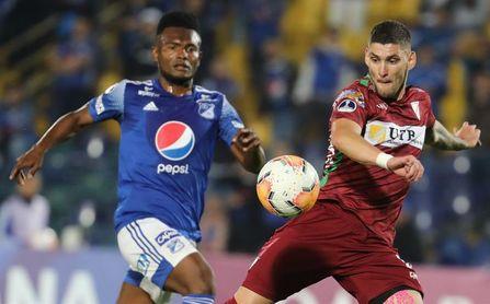 Millonarios, a la caza del grupo de punta de la liga colombiana