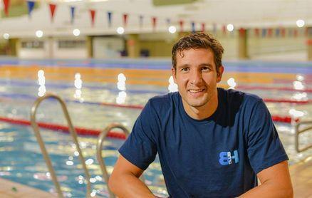 El paraguayo Hockin aspira a medallas en el Campeonato Sudamericano de Natación