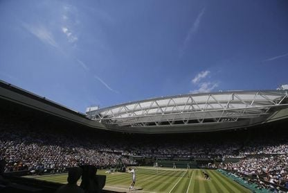 Wimbledon obligará a los jugadores a quedarse en hoteles