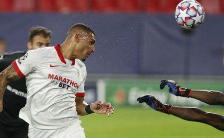 """Diego Carlos, sus ganas de derbi, la """"calidad"""" de Koundé y el interés de la Premier"""